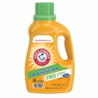 Arm & Hammer Free and Clear Sensitive Skin Laundry Detergent