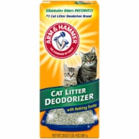 Arm & Hammer Cat Litter Deodorizer Powder with Baking Soda