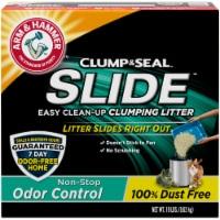 Arm & Hammer Clump & Seal Slide Odor Control Clumping Cat Litter