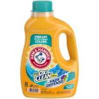 Arm & Hammer Plus OxiClean Fade Defense Sparkling Waters Liquid Laundry Detergent
