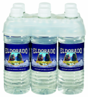 El Dorado Natural Spring Water - 6 ct / 16.9 fl oz