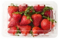 Organic - Berries - Strawberries