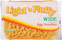 Light 'n Fluffy Wide Egg Noodles