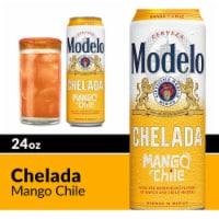 Modelo Chelada Mango y Chile Imported Beer