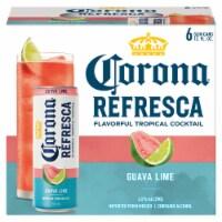 Corona Refresca Guava & Lime