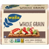 Wasa Whole Grain Crispbread Crackers - 9.2 oz