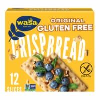 Wasa Gluten Free Original Crispbread - 5.4 oz