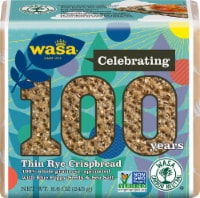 Wasa® Thin Rye Crispbread - 8.6 oz