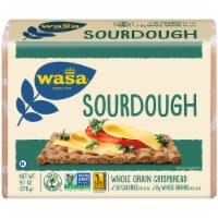 Wasa Sourdough Whole Grain Crispbread - 9.7 oz