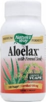Nature's Way Aloelax® with Fennel Seed 530 mg - 100 ct