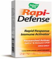 Nature's Way Rapi-Defense Immune Activator Capsules