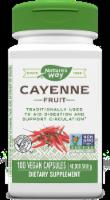 Nature's Way Cayenne Capsules 450 mg - 100 ct