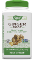 Nature's Way Ginger Root Capsules