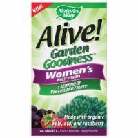 Nature's Way Alive! Garden Goodness Women's Tablets