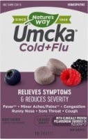 Nature's Way Umcka Berry Flavored Cold & Flu Chews