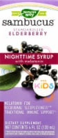 Nature's Way Sambucus Standardized Elderberry Nighttime Syrup