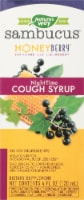 Nature's Way Sambucus Honey Berry Night Time Cough Syrup
