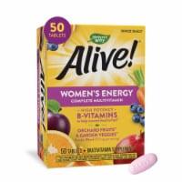 Nature's Way® Alive!® Women's Energy Complete Multivitamin - 50 ct