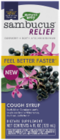Nature's Way Sambucus® Relief Adult Cough Syrup - 4 fl oz