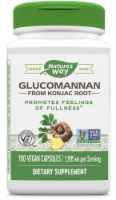 Nature's Way Glucomannan Root Vcaps 665 mg