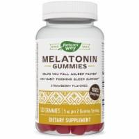 Nature's Way Strawberry Melatonin Gummies - 120 ct