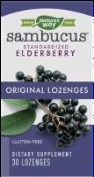 Nature's Way Sambucus Elderberry Lozenges