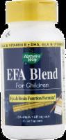 Nature's Way EFA Blend Softgels for Children