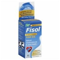 Nature's Way Fisol Fish Oil Softgels