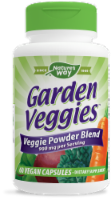 Nature's Way Garden Veggies Life & Energy Vcaps