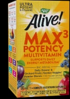 Nature's Way Alive! Whole Food Energizer Multi-Vitamin Tablets