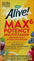Nature's Way Alive! Whole Food Energizer Capsules
