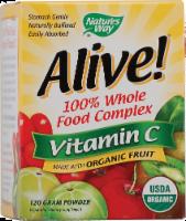 Nature's Way Alive! Vitamin C Powder - 4.23 oz