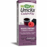 Nature's Way Umcka Cold & Flu Berry Flavored Syrup