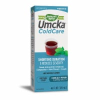 Nature's Way Umcka Cold Care Mint-Menthol Flavor Soothing Syrup