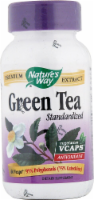 Nature's Way Green Tea Standardized Extract Capsules