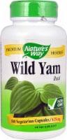Nature's Way Wild Yam Root 425 mg Vegetarian Capsules - 180 ct