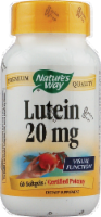 Nature's Way Lutein Softgels 20mg