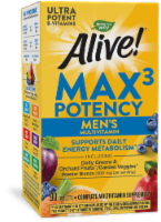 Nature's Way Alive! Men's Multi Max Potency Tablets