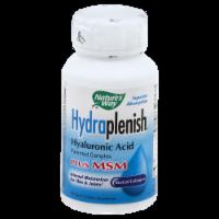 Nature's Way Hydraplenish Hyaluronic Acid Plus MSM Vcaps