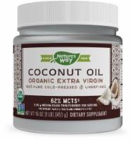 Nature's Way Organic Extra Virgin Coconut Oil - 16 oz