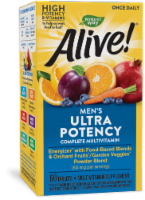 Nature's Way Alive! Once Daily Men's Ultra Potency Multivitamin - 60 ct