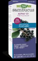 Nature's Way Sambucus Flu Care Elderberry Syrup