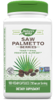 Nature's Way Saw Palmetto Berries 585mg Capsules