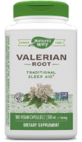Nature's Way Valerian Root Restful Sleep Capsules