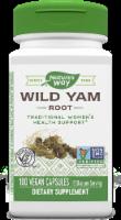 Nature's Way® Wild Yam Root Capsules 425 mg - 100 ct