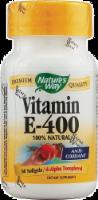 Nature's Way Vitamin E-400 Softgels - 60 ct