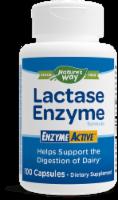 Nature's Way Lactase Formula Enzyme Active Capsules - 100 ct