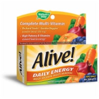 Nature's Way  Alive!® Daily Energy with Iron - 60 ct