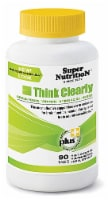 Super Nutrition  Think Clearly