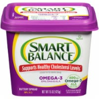 Smart Balance Omega-3 Buttery Spread